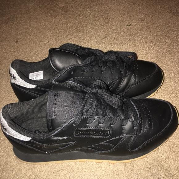 Bosque Aditivo cristiano  Reebok Shoes | Reebok Classic Glitter Sneakers | Poshmark